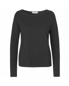 Stig P T-shirt, Dorrie Organic, Sort
