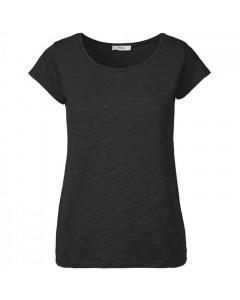 Stig P T-shirt, Liu Organic, Sort
