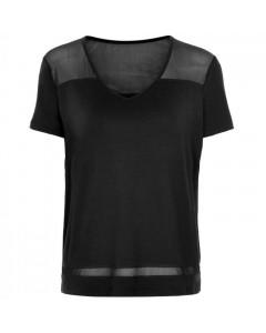 Nümph T-shirt, Edwige, Sort
