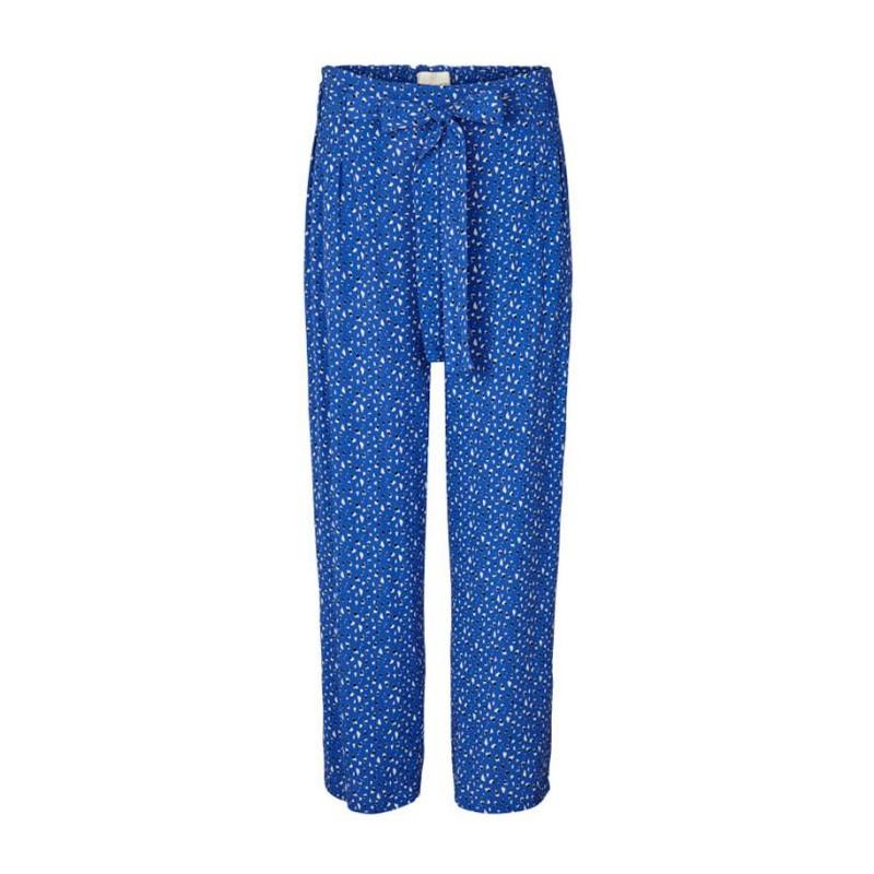 lollys laundry – Lollys laundry bukser, aila, blå - størrelse - m på superlove