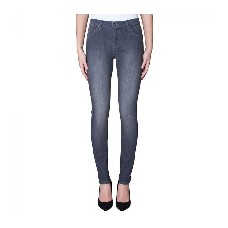 Image of   2nd ONE Jeans, Nicole 861, Grå