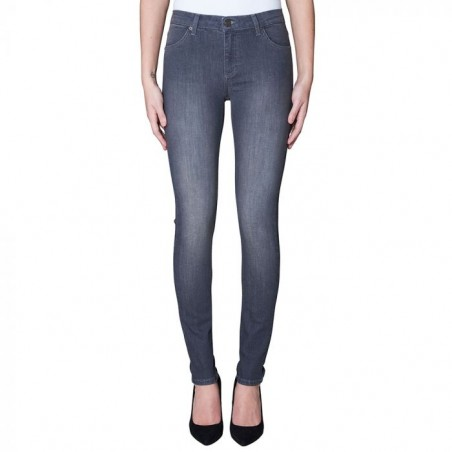 2nd ONE Jeans, Nicole 861, Grey Flex front