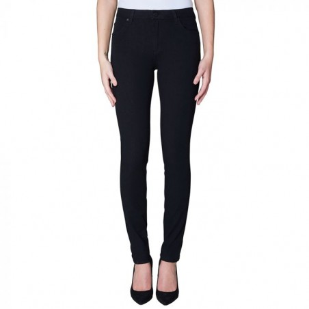 2nd ONE Jeans, Nicole 851, Black front