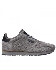 Woden Sneakers, Ydun Pearl, Gunmetal