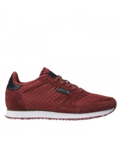 Woden Sneakers, Ydun Mesh, Port Wine