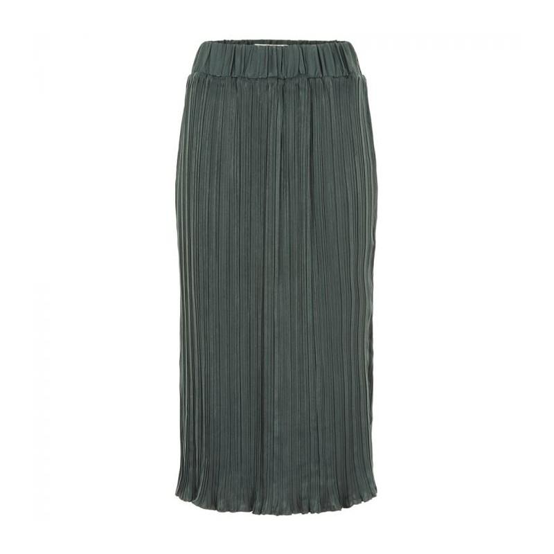 And less nederdel, abbygail, støvet grøn - størrelse - 36 fra and less på superlove