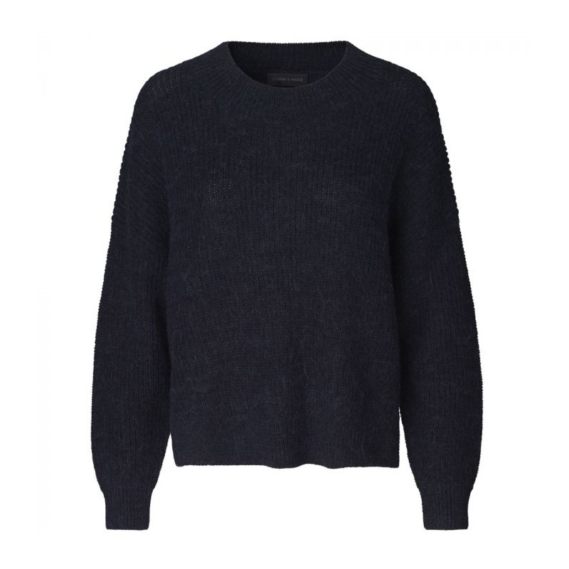 Image of   Storm & Marie Sweater, Ysabel BL, Navy