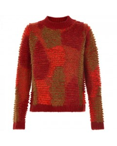 Nümph Sweater, Fayola, Rød