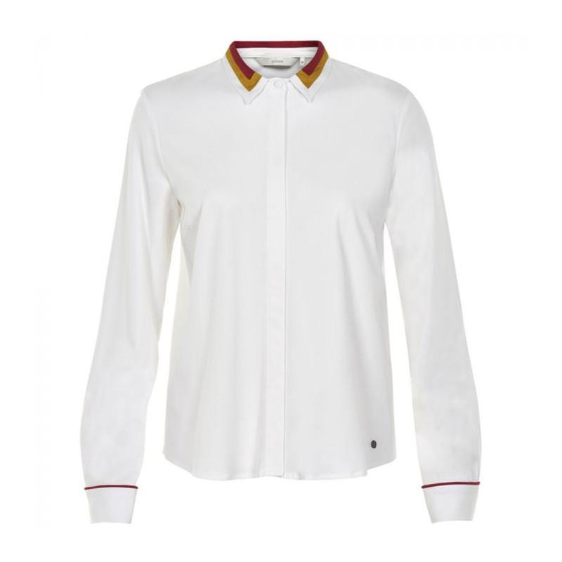 Nümph skjorte, elouera, hvid - størrelse - 42 fra nümph på superlove