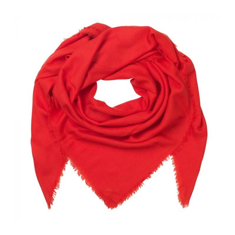 beck söndergaard Beck söndergaard tørklæde, mill, flame scarlet fra superlove