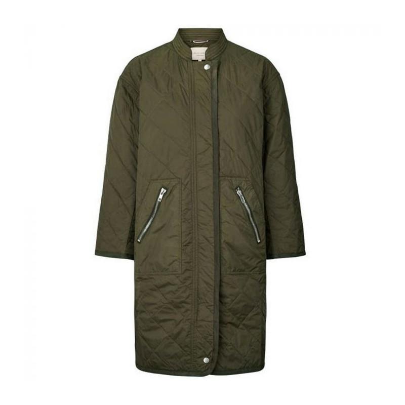 lollys laundry Lollys laundry jakke, delta, army - størrelse - l fra superlove
