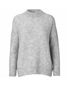 Coatpeople Sweater, Clodia, Lysegrå
