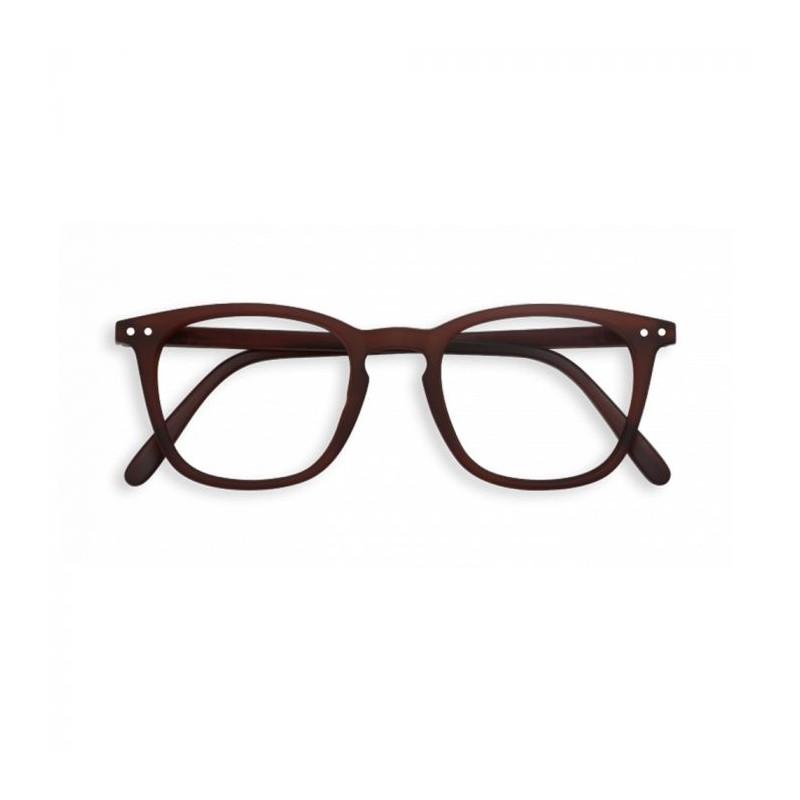 izipizi – Izipizi briller, e reading, dark wood - størrelse - +1,5 på superlove