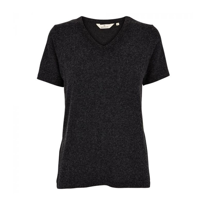 Image of   Basic Apparel T-shirt, Essie Dark, Antracit