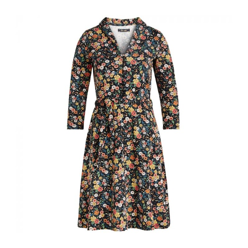 king louie King louie kjole, emmy flowerbed, multi - størrelse - s på superlove