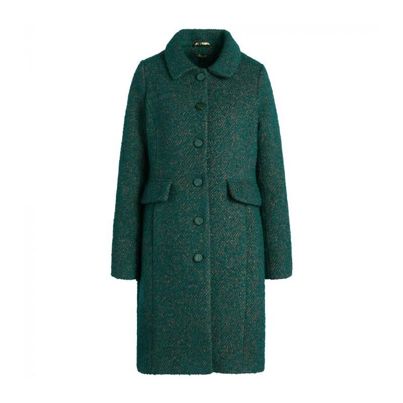 King louie frakke, nathalie, grøn - størrelse - 38 fra king louie på superlove