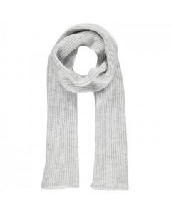 Basic Apparel Halstørklæde, Holly, Light Grey Mel
