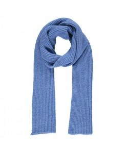 Basic Apparel Halstørklæde, Holly, Azure Blue