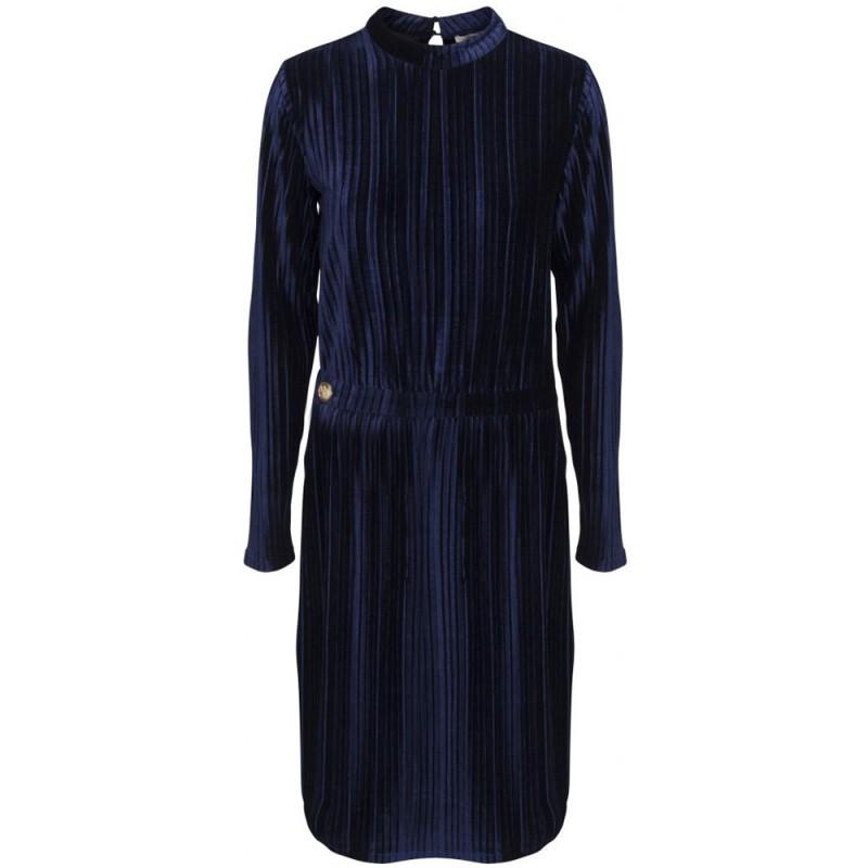 Minus kjole, dafnia, blå - størrelse - s fra minus på superlove