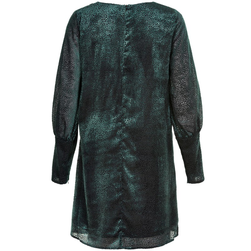 Nümph kjole, elisha, grøn - størrelse - 36 fra nümph på superlove