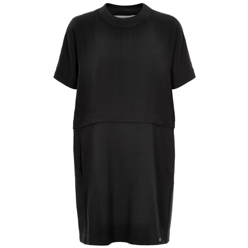 nümph Nümph kjole, elisheva, sort - størrelse - s fra superlove