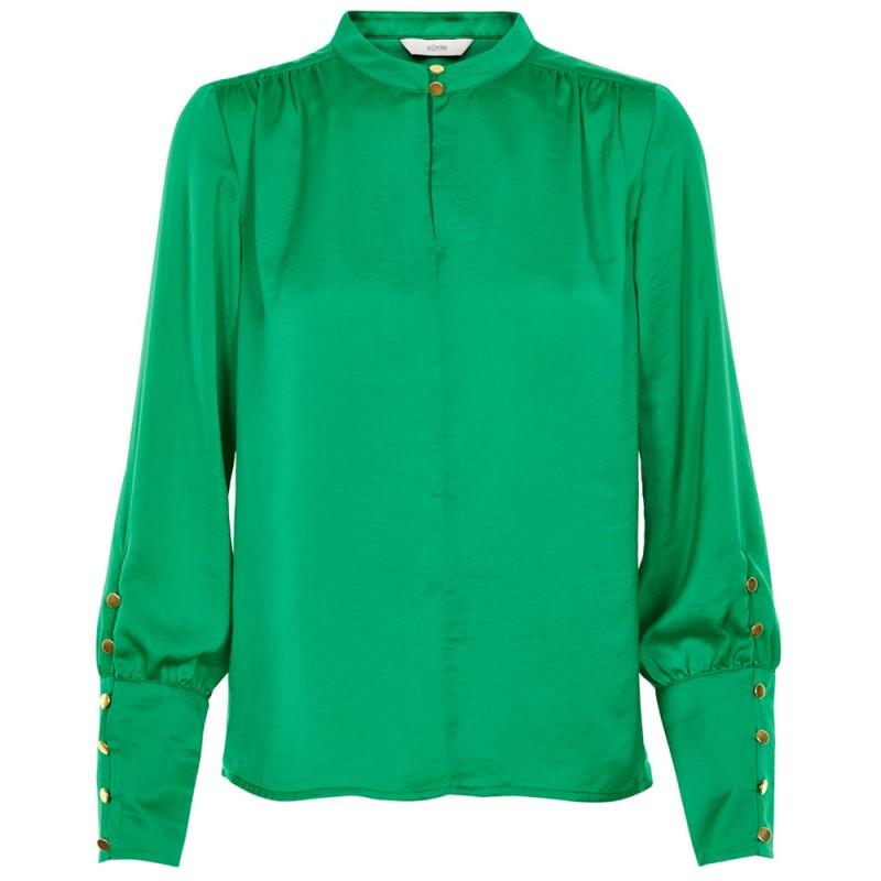 a11f9c512 nümph Nümph skjorte elestern, grøn - størrelse - 38 - Find clothing ...