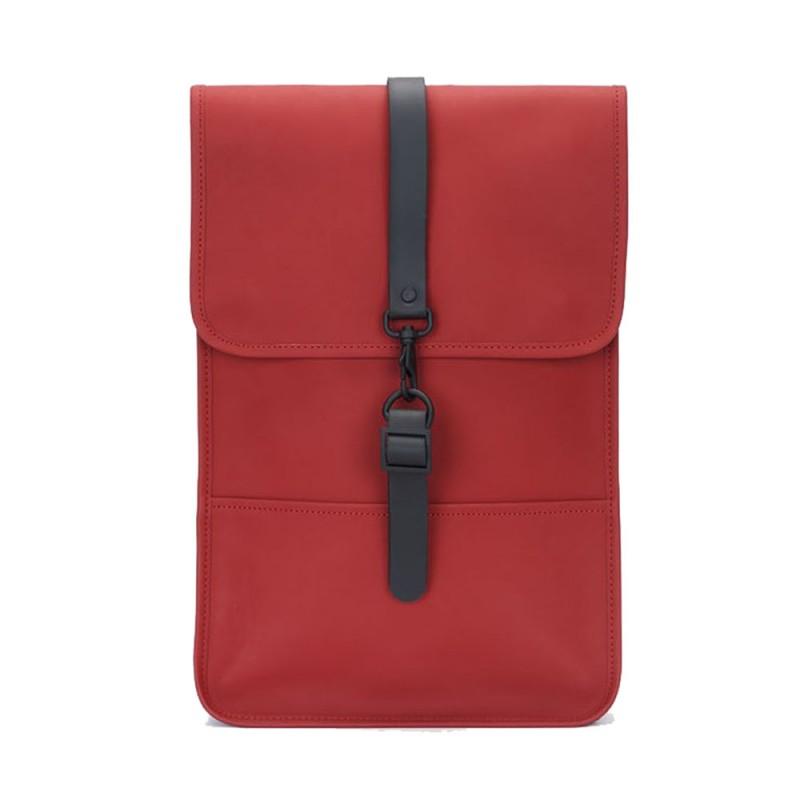 rains regntøj – Rains rygsæk, mini, scarlet fra superlove