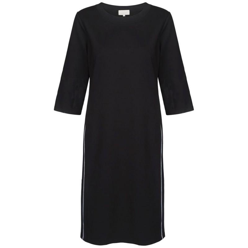minus – Minus kjole, simantha, sort - størrelse - 38 på superlove