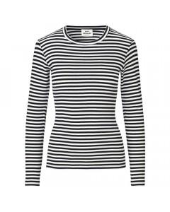 Mads Nørgaard T-shirt, Tuba 2x2, Sort/Hvid