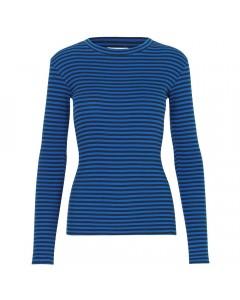 Mads Nørgaard T-shirt, Tuba 2x2, Mørkeblå/Blå