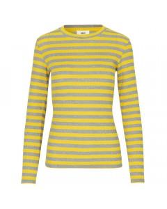 Mads Nørgaard T-shirt, Tuba 2x2, Gul/Sølv