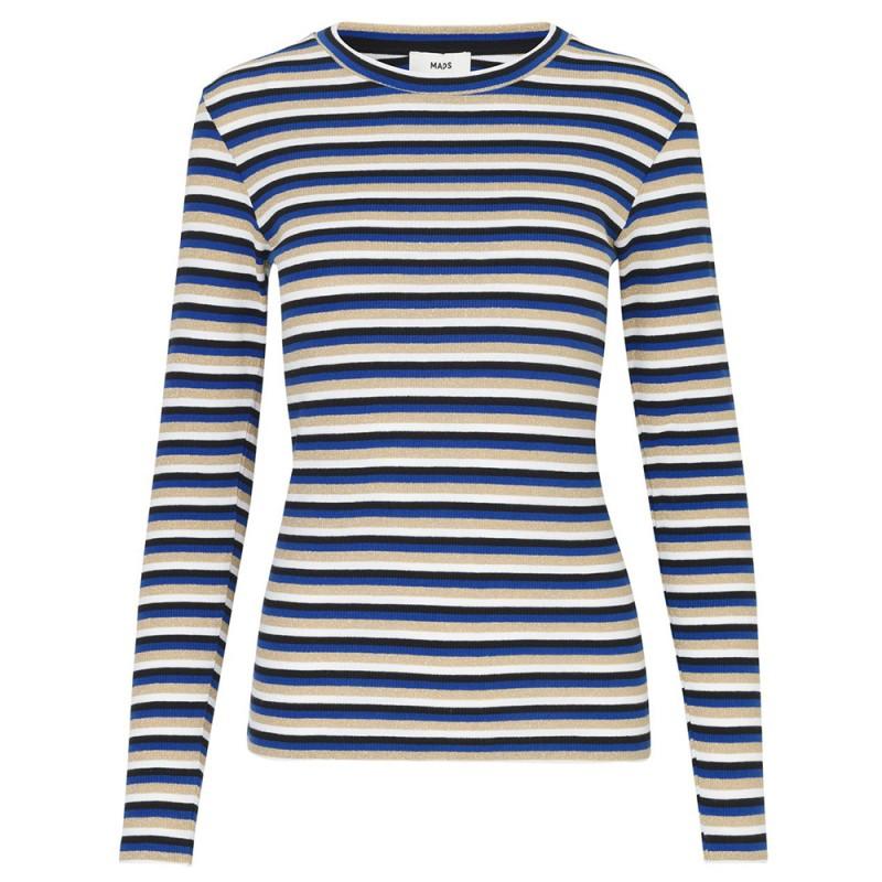 Mads nørgaard t-shirt, tuba 2x2, multi - størrelse - m fra mads nørgaard på superlove