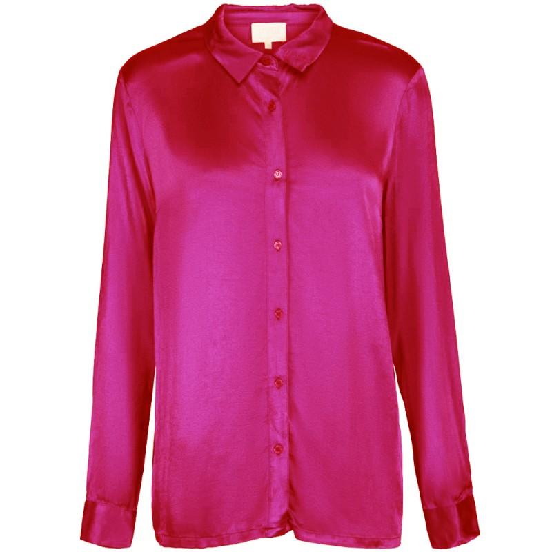Minus skjorte, gwyneth, pink - størrelse - 36 fra minus på superlove