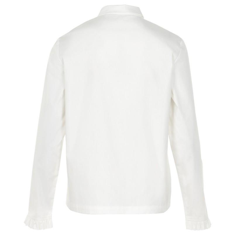 nümph Nümph skjorte, ilesha, hvid - størrelse - 42 fra superlove