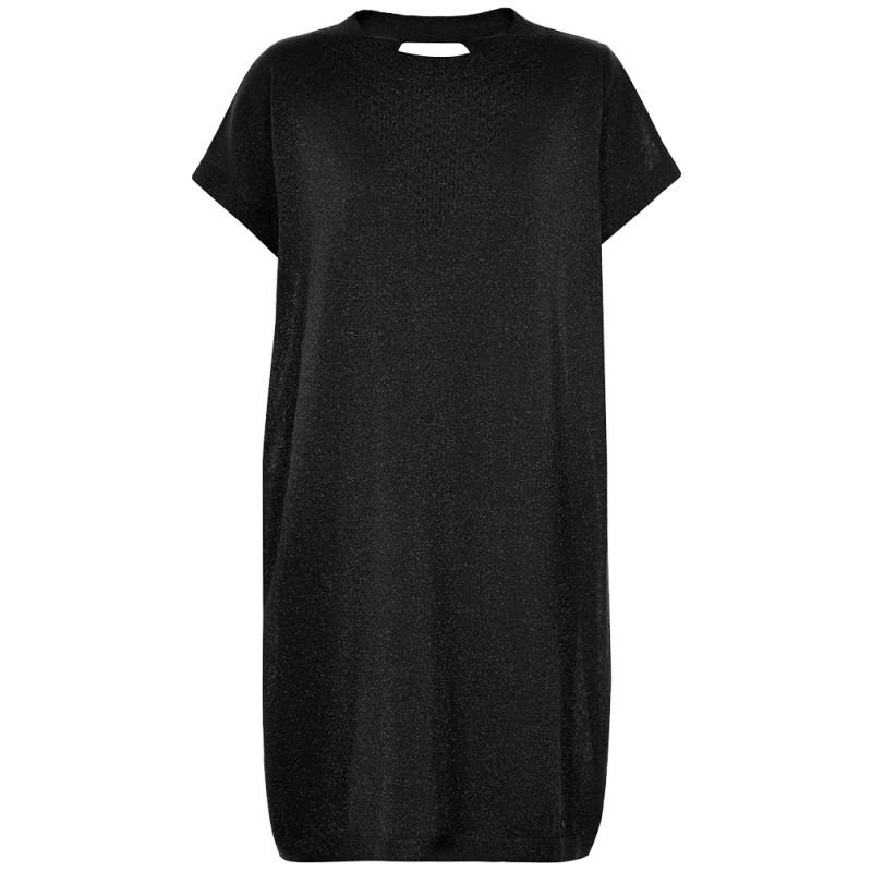 nümph – Nümph kjole, new roseville, caviar - størrelse - s fra superlove