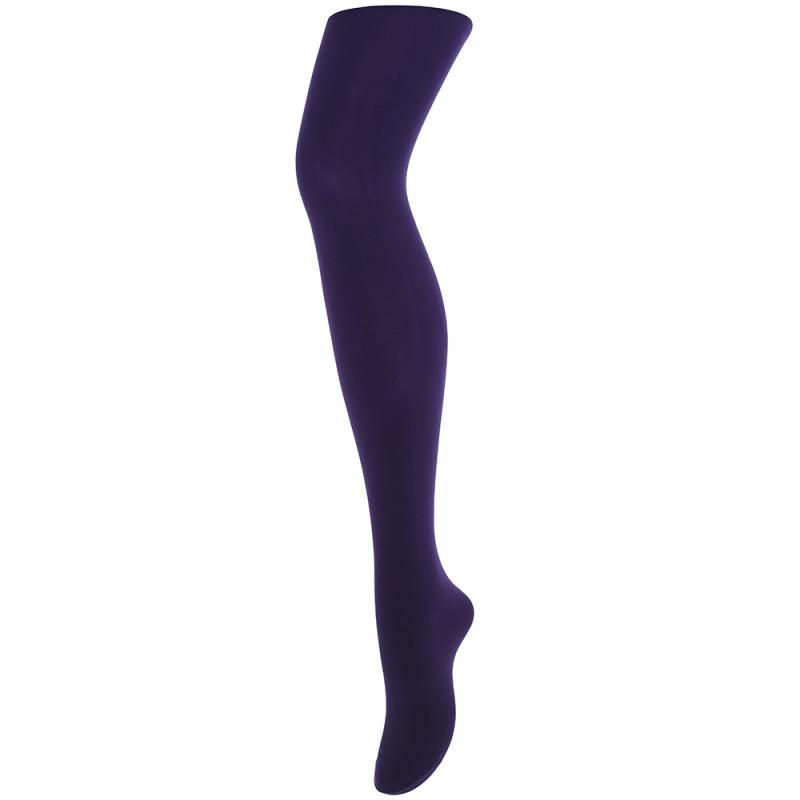 Image of   Sneaky Fox Tights, Micro 60, Purple