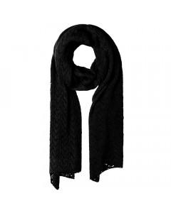 King Louie Halstørklæde, Florence, Black