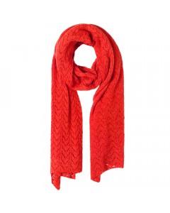 King Louie Halstørklæde, Florence, Poppy Red