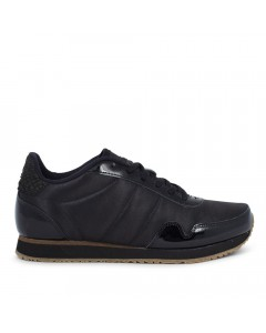 Woden Sneakers, Mary, Black
