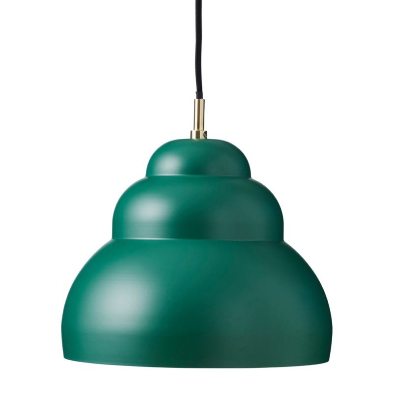 Image of   Superliving Lampe, Bubble Dark Green
