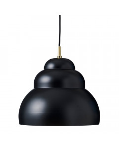 Superliving Lampe, Bubble Real Black