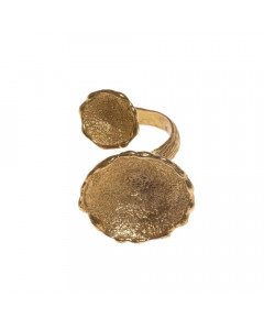 Pendulum, Ring, Fern, Guld