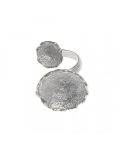 Pendulum, Ring, Fern, Sølv