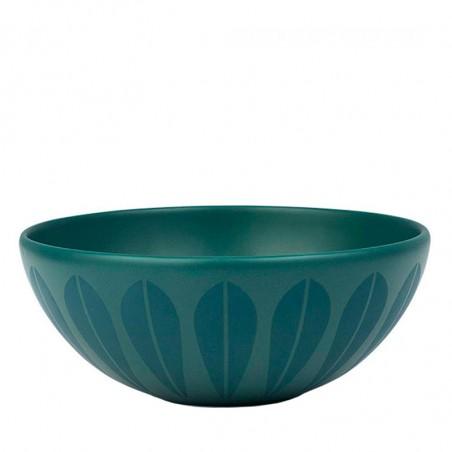 Lucie Kaas Bowl, Lotus Trends 24 cm, Petroleum