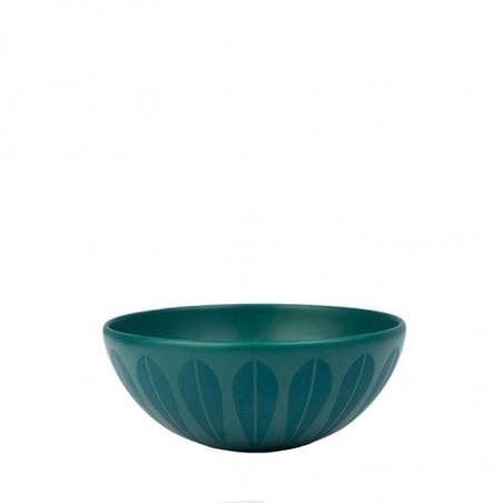 Lucie Kaas Bowl, Lotus Trends 15 cm, Petroleum