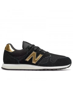 New Balance Sneakers, 520, Black/Gold