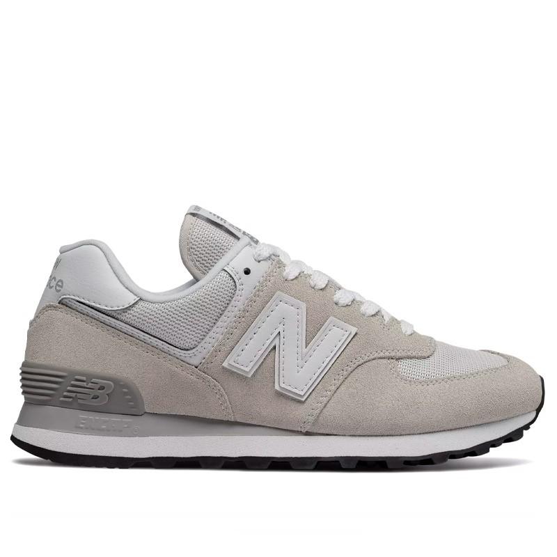 New Balance Sneakers, 574 Core, Overcast - Størrelse - 38