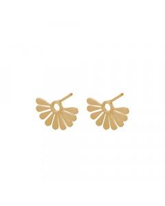 Pernille Corydon Øreringe, Droplets, Guld