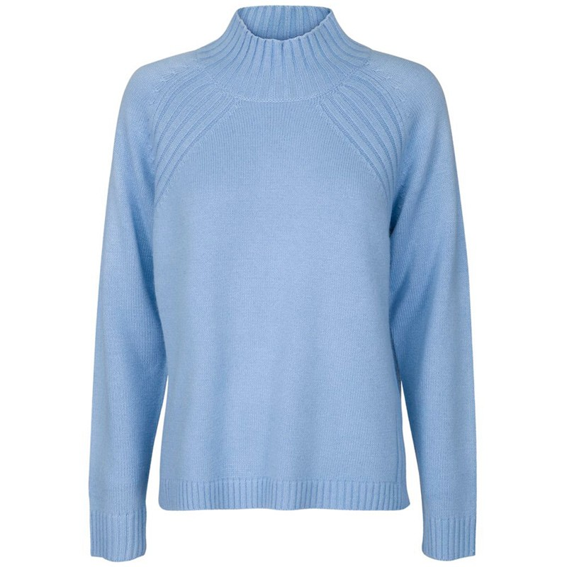 Minus Sweater, Christie, Icy Blue