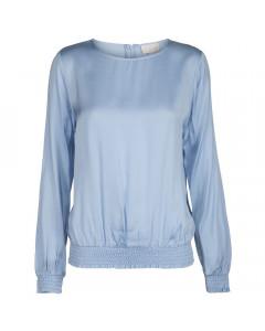 Minus Bluse, Oriana, Icy Blue